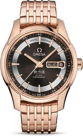 Hour Vision Omega Co-Axial Annual Calendar 41mm 431.60.41.22.13.001