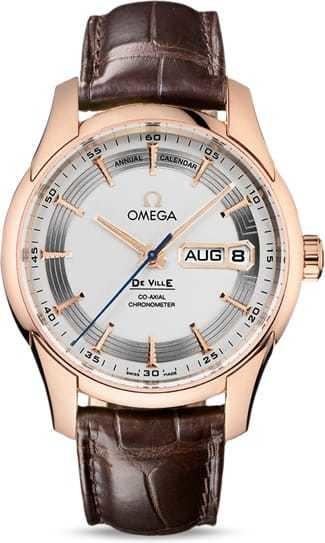 Hour Vision Omega Co-Axial Annual Calendar 41mm 431.63.41.22.02.001