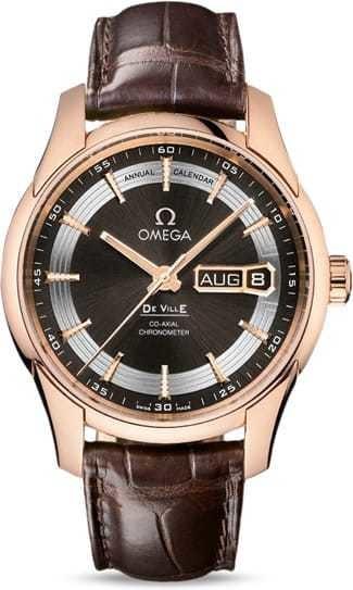 Hour Vision Omega Co-Axial Annual Calendar 41mm 431.63.41.22.13.001