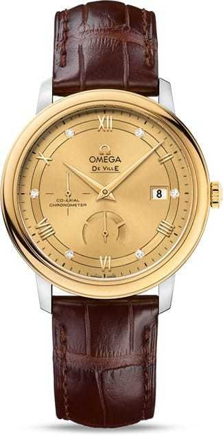 Omega Prestige Co-Axial Power Reserve 39.5mm 424.23.40.21.58.001