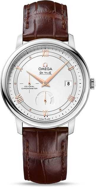 Omega Prestige Co-Axial Power Reserve 39.5mm 424.13.40.21.02.002