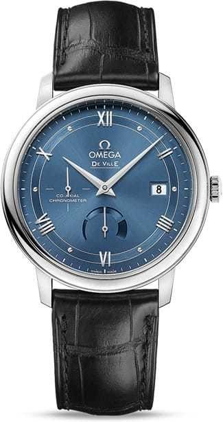 Omega Prestige Co-Axial Power Reserve 39.5mm 424.13.40.21.03.002