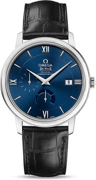 Omega Prestige Co-Axial Power Reserve 39.5mm 424.13.40.21.03.001