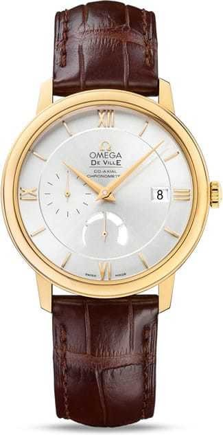 Omega Prestige Co-Axial Power Reserve 39.5mm 424.53.40.21.02.002
