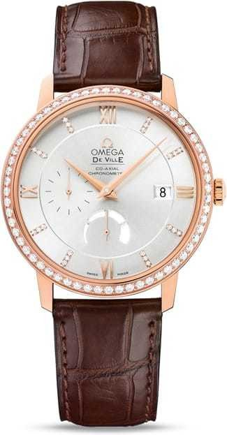 Omega Prestige Co-Axial Power Reserve 39.5mm 424.58.40.21.52.002