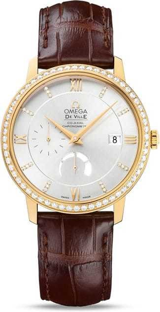 Omega Prestige Co-Axial Power Reserve 39.5mm 424.58.40.21.52.001