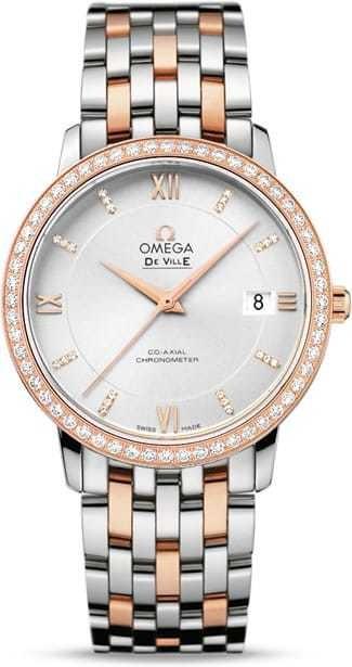 Omega Prestige Co-Axial 36.8mm 424.25.37.20.52.001