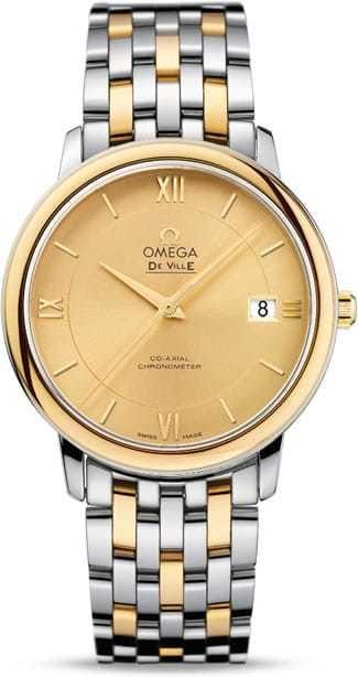 Omega Prestige Co-Axial 36.8mm 424.20.37.20.08.001