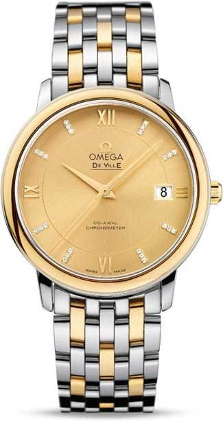 Omega Prestige Co-Axial 36.8mm 424.20.37.20.58.001