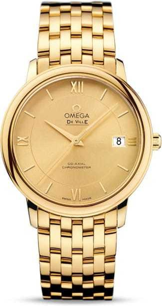 Omega Prestige Co-Axial 36.8mm 424.50.37.20.08.001