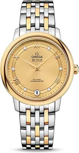 Omega Prestige Co-Axial 32.7mm 424.20.33.20.58.002