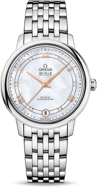 Omega Prestige Co-Axial 32.7mm 424.10.33.20.55.002