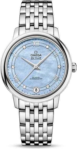 Omega Prestige Co-Axial 32.7mm 424.10.33.20.57.001