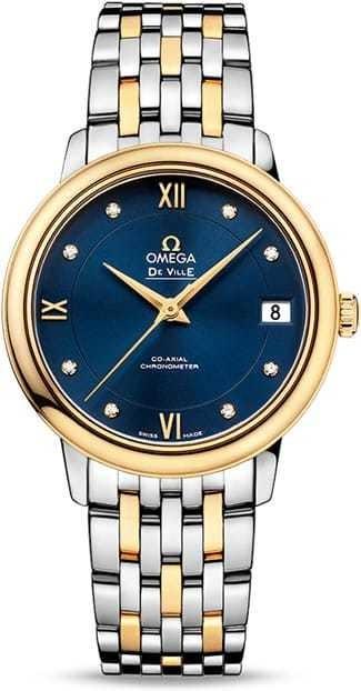 Omega Prestige Co-Axial 32.7mm 424.20.33.20.53.002