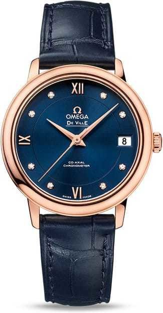 Omega Prestige Co-Axial 32.7mm 424.53.33.20.53.001