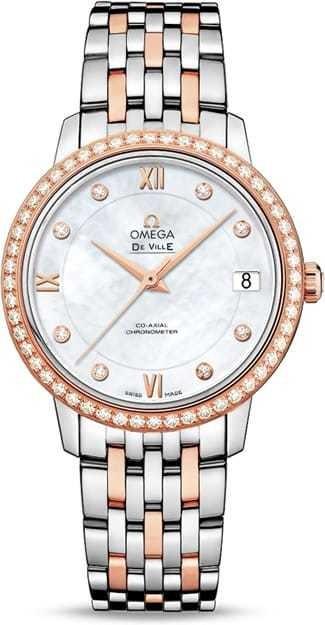 Omega Prestige Co-Axial 32.7mm 424.25.33.20.55.002