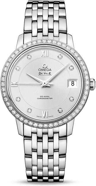 Omega Prestige Co-Axial 32.7mm 424.15.33.20.52.001