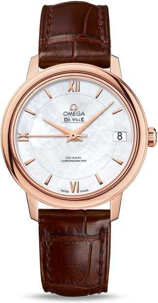 Omega Prestige Co-Axial 32.7mm 424.53.33.20.05.001