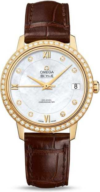 Omega Prestige Co-Axial 32.7mm 424.58.33.20.55.002