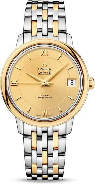 Omega Prestige Co-Axial 32.7mm 424.20.33.20.08.001