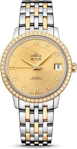 Omega Prestige Co-Axial 32.7mm 424.25.33.20.58.001