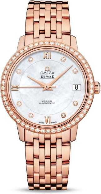 Omega Prestige Co-Axial 32.7mm 424.55.33.20.55.002