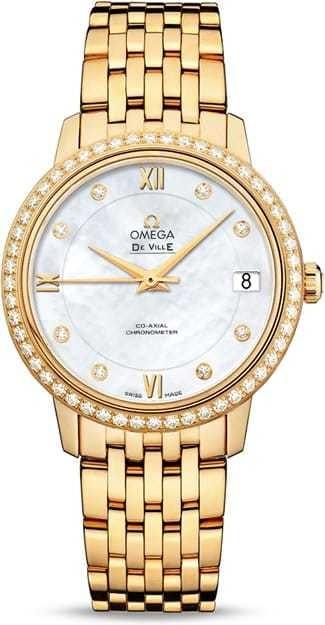 Omega Prestige Co-Axial 32.7mm 424.55.33.20.55.001
