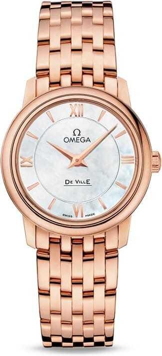 Omega Prestige Quartz 27.4mm 424.50.27.60.05.002