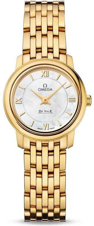 Omega Prestige Quartz 24.4mm 424.50.24.60.05.001