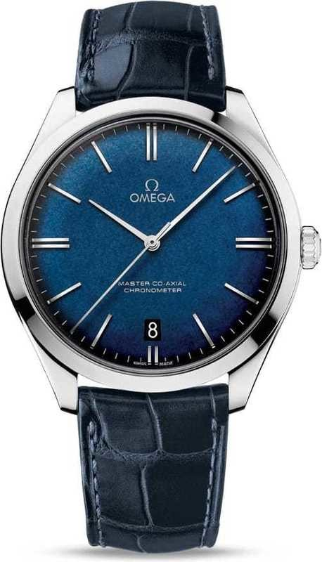 Limited Edition Tresor Omega Master Co-Axial 40mm Blue 432.53.40.21.03.001