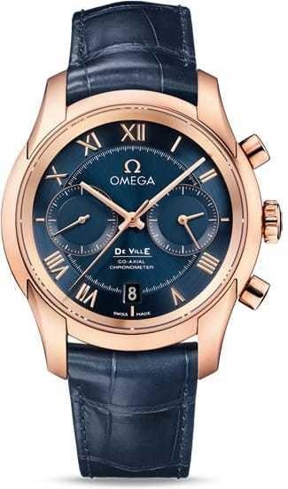 De Ville Omega Co-Axial Chronograph 42mm