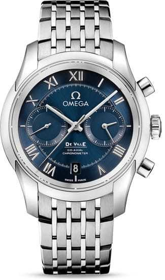 De Ville Omega Co-Axial Chronograph 42mm