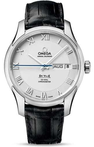 De Ville Omega Co-Axial Annual Calendar 41mm