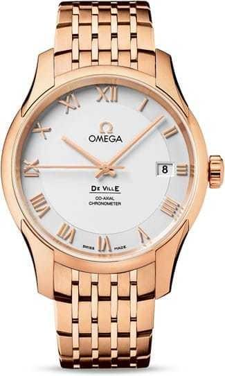 De Ville Omega Co-Axial 41mm