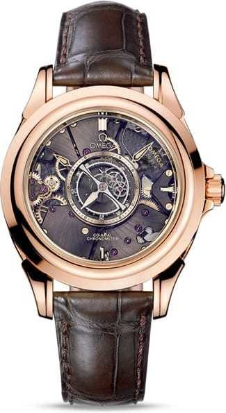 Tourbillon Co-Axial Numbered Edition 38.7mm