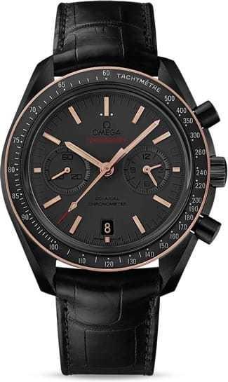 Omega Speedmaster Moonwatch Professional Dark Side of the Moon Sedna Black Chronograph 44.25mm