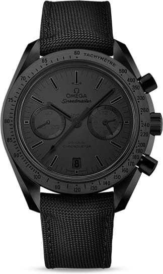 Omega Speedmaster Moonwatch Professional Dark Side of the Moon Black Black Chronograph 44.25mm