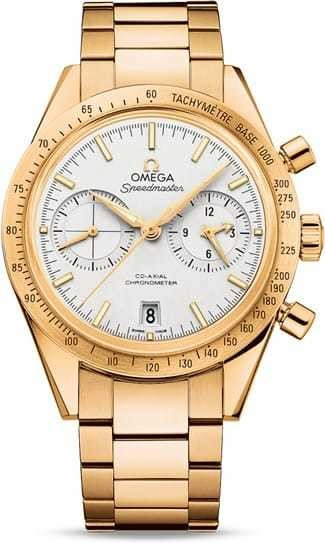 Speedmaster '57 Omega Co-Axial Chronograph 41.5mm