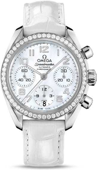 Omega Speedmaster Chronograph 38mm Ladies