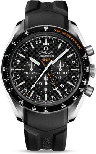 HB-SIA Co-Axial GMT Chronograph Numbered Edition 44.25mm