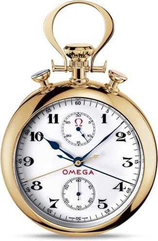 Omega Pocket Watch 1932