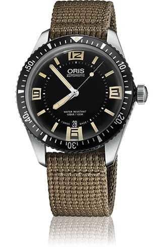 Oris Divers Sixty-Five 01-733-7707-4064-07-5-20-22