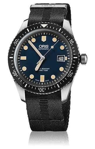 Oris Divers Sixty-Five Nato Strap 01-733-7720-4055-07-5-21-26FC