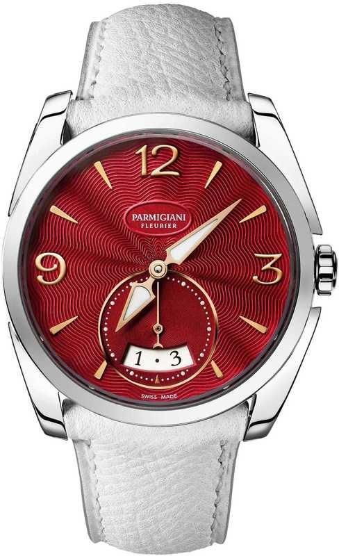 Parmigiani Fleurier Tonda Metropolitaine Steel Amarante PFC273-0000900-HE2421