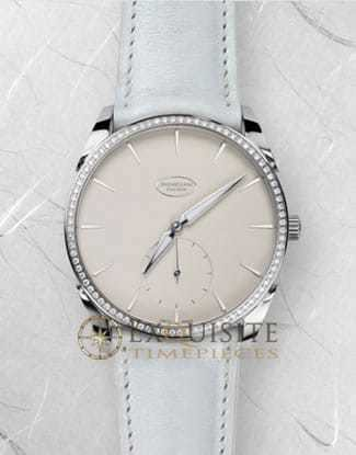 Parmigiani Fleurier Tonda 1950 White Gold Set Grained White PFC267-1262400