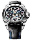 Pierre DeRoche TNT Royal Retro GMT 1/2 hour TNT10005ACTI0-005CRO
