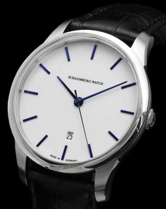 Schaumburg Watch Purist 1