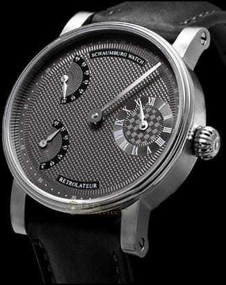 Schaumburg Watch Retrolateur 2