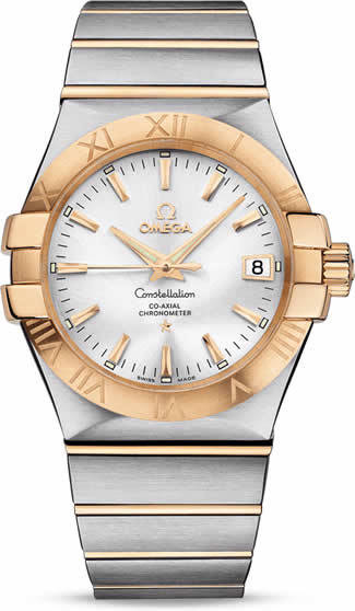 OMEGA CONSTELLATION CO-AXIAL 35MM 123.20.35.20.02.002
