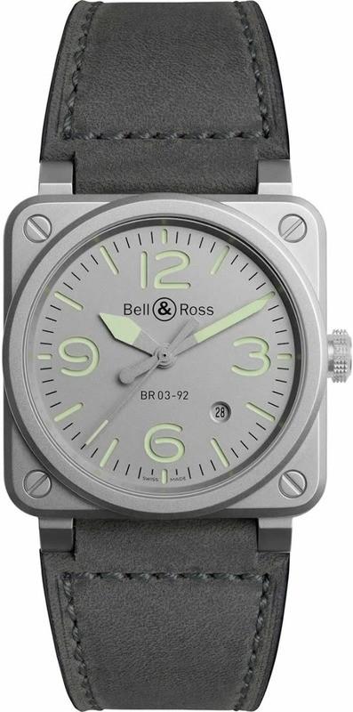 Bell & Ross 03-92 Horolum Limited Edition